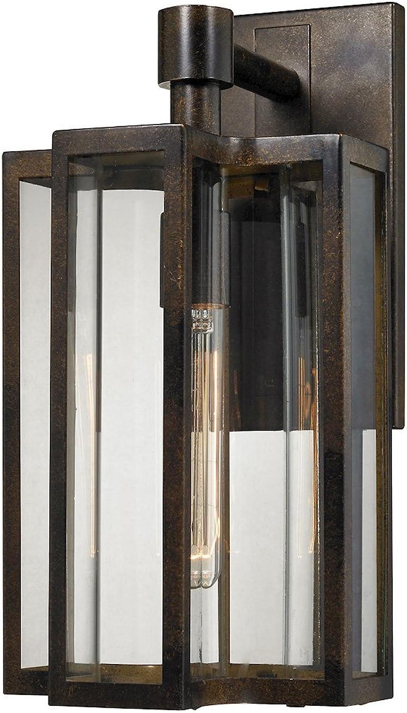 ELK Lighting 45145 1 Wall-sconces, 16 x 8 x 10 , Bronze