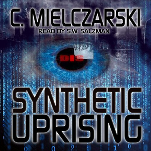 Synthetic Uprising audiobook cover art