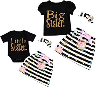 matching big sister little sister dresses