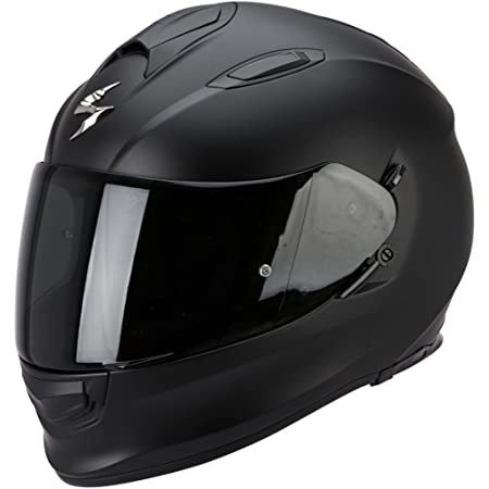 Scorpion 14 261 100 06 Motorradhelm Exo 1400 Air Carbon Solid Xl Noir Auto
