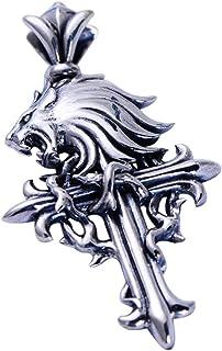 CS-DB Pendants Dancing Fox Wedding Silver Necklaces