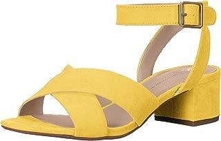 صندل بكعب سميك للنساء من BC Footwear