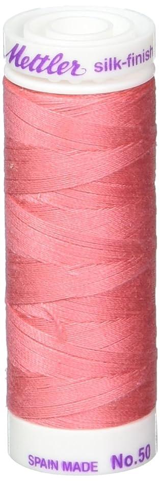 American & Efird Silk Finish Cotton Thread 164 Yards-Persimmon