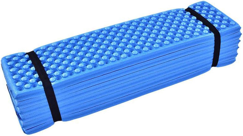 192  56cm Camping Mat Ultralight Foam Camping Mat Seat Folding Beach Tent Picnic Mat Sleeping Pad Waterproof