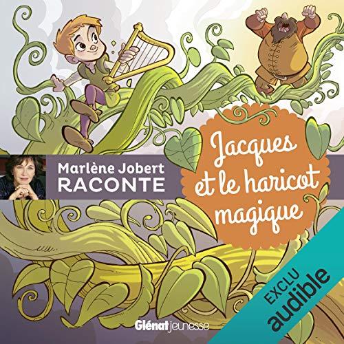 Jacques et le haricot magique audiobook cover art