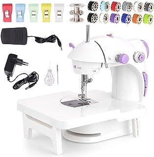 Amazon.es: 20 - 50 EUR - Máquinas de coser / Costura: Hogar y cocina