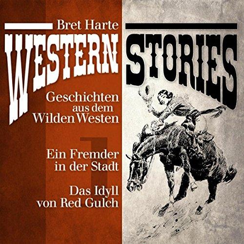 Western Stories - Geschichten aus dem Wilden Westen 1 Titelbild