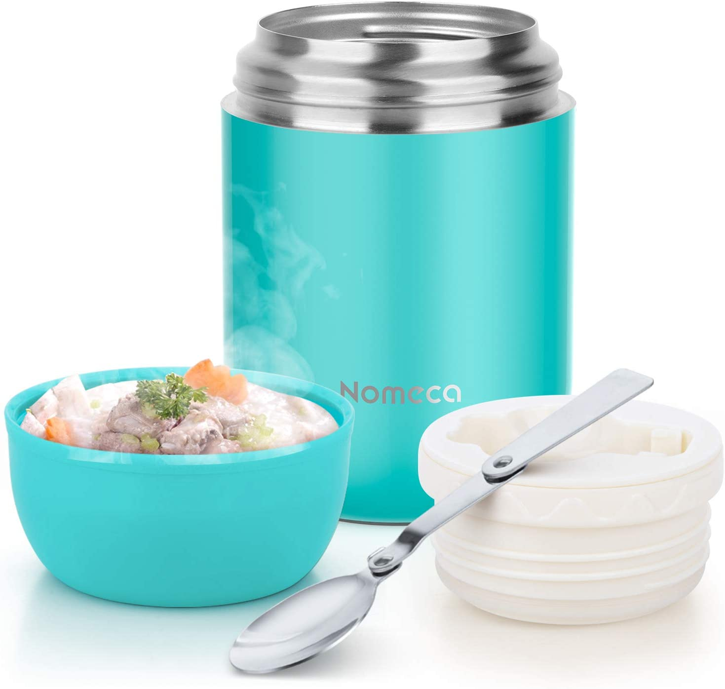Hot Containers for Credence San Francisco Mall Kids Lunch Box Mouth Food Keep Wide - Drinks
