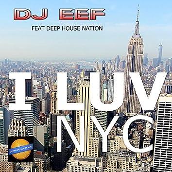 I LUV NYC
