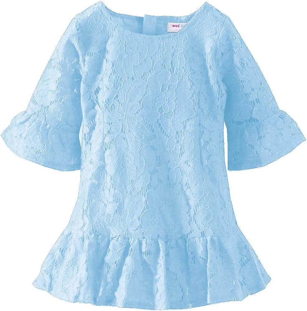 Mud Kingdom Bright Elegant Girls' Gift Sleeveless Dresses