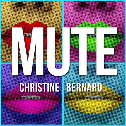 Mute audiobook cover art