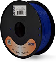 Octave 1.75mm Blue ABS Filament 1kg (2.2lbs) Spool for Reprap, MakerBot, Afinia and UP! 3D Printer