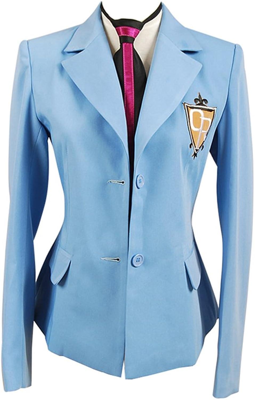 Ouran High School Host Club Jacke Mantel Uniform Cosplay Kostüm B010SDMRBS Zuverlässige Qualität  | Starke Hitze- und Abnutzungsbeständigkeit