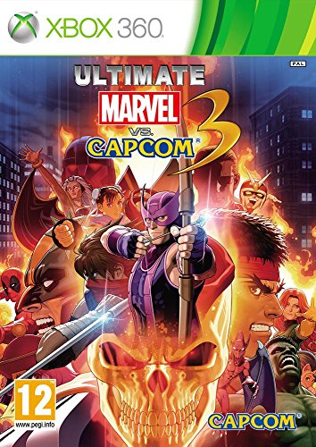 Ultimate Marvel vs Capcom 3 : fate of two worlds [Importación francesa]