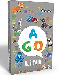 AGO リンク 英単語しりとり カードゲーム
