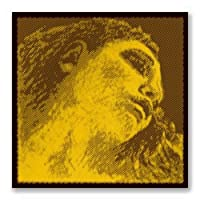 CUERDA VIOLA - Pirastro (Evah Pirazzi Gold 323121) (Acero/Cromo) 1ェ Bola Medium Viola