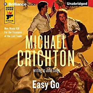 Easy Go audiobook cover art
