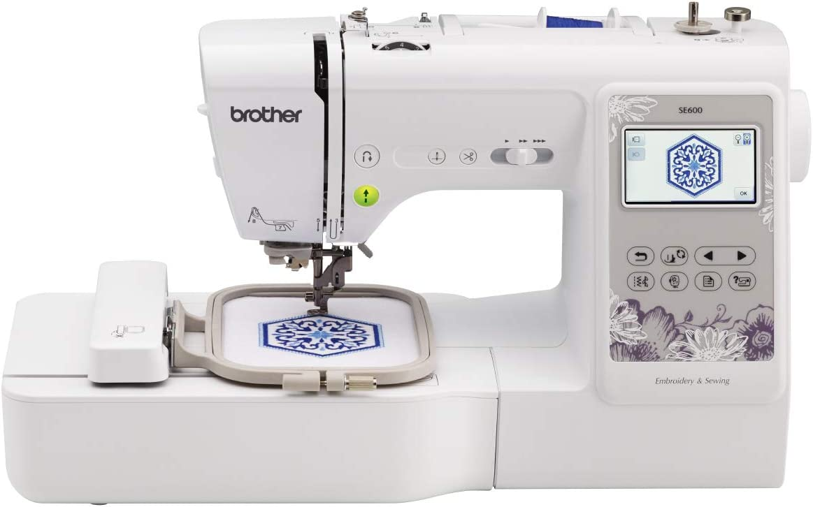 1. Brother SE600 – Best Overall