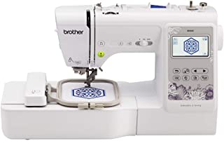 Brother Sewing Machine, SE600, Computerized Sewing and Embro