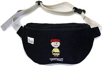 【日本製】スヌーピー 【SNOOPY】SNOOPY Canvas Body Bag(CHARLIE BROWN)