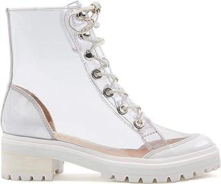 e79854d6eb169 Amazon.com: Clear - Shoes / Contemporary & Designer: Clothing, Shoes ...