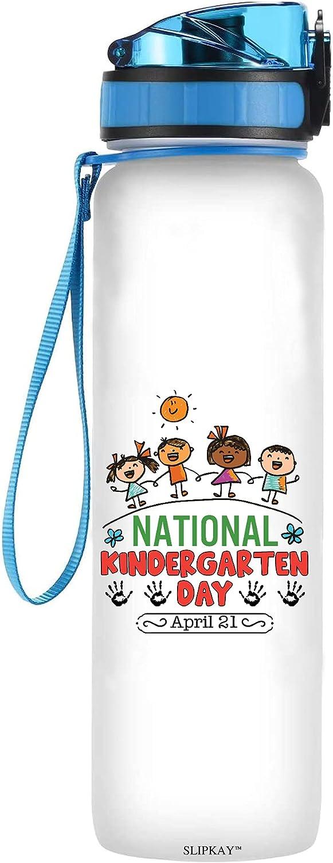 National Kindergarten Day Teachers Bottle Tucson Mall Students Water Tracker Ranking TOP8
