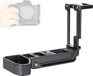 لوحة تثبيت سريعة التحرير بيد من WEPOTO A92-L متوافقة مع كاميرا Sony a7R IV / ILCE7RM4/B / ألفا 9 II / a9m2