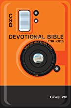 Devotional Bible for Kids CSB - in The Wild VBS by LifeWay