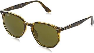 Rb4306f Asian Fit Hexagonal Sunglasses