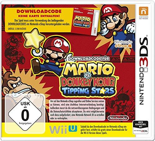 Download-Code für Mario vs. Donkey Kong: Tipping Stars [Importación Alemana]