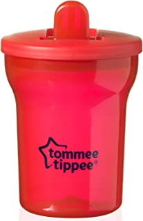 Tommee Tippee Essentials First beaker Cup, Assorted Colors, Pack of 1