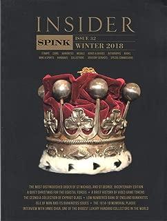The Spink Insider Magazine, Issue 32, Winter 2018
