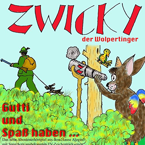 Zwicky der Wolpertinger cover art