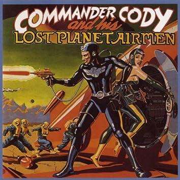 Commander Cody & His Lost Planet Airmen