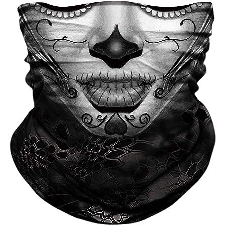 jhgfd7523 Garfield Cartoon Cat Sports Riding Mask Headwear Face Scarf Cover Unisex Outdoor Headband Turban Neck Windproof Case Sun Protection Seamless Bandana 50 X 25 cm