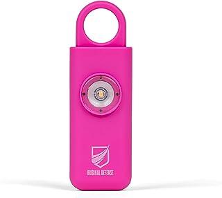 آژیر دفاع شخصی دفاع اصلی. هشدار امنیتی شخصی Keychain شخصی معتبر برای زنان ، کودکان