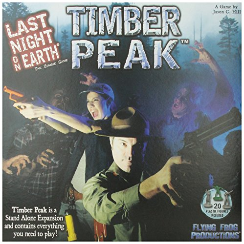 [Import Anglais]Timber Peak Last Night on Earth , color/modelo surtido