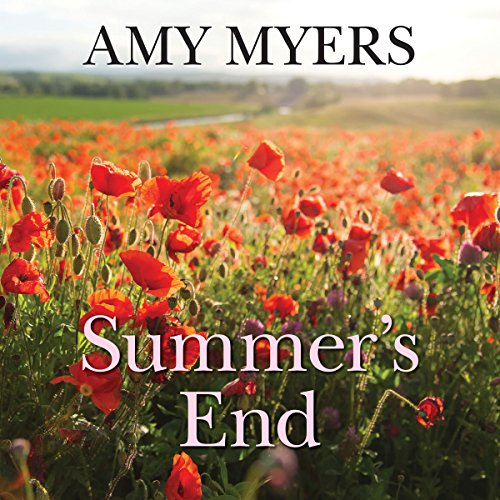 Summer's End audiobook cover art