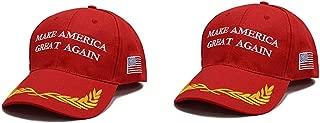 Make America Great Again Hat [Red], USA MAGA Cap Adjustable Baseball Hat