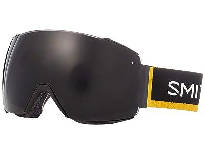 Smith Optics I/O MAG Goggle (The North Face/Chromapop Sun Black/Chromapop Storm Rose Flash) Snow Goggles