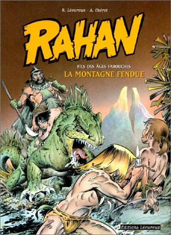 Rahan, tome 2 : La Montagne fendue