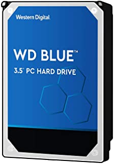 Western Digital Caviar 1 TB SATA 7200 RPM 64 MB Cache Internal Desktop Hard Drive - Blue WD10EZEX
