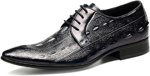 zapatos para hombres Moda Casual Inglaterra zapatos Ligeros De Encaje Low-Top Hiking