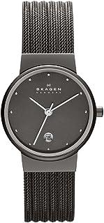 Skagen 355SMM1 Reloj Ancher, Análogo, Redondo para Mujer