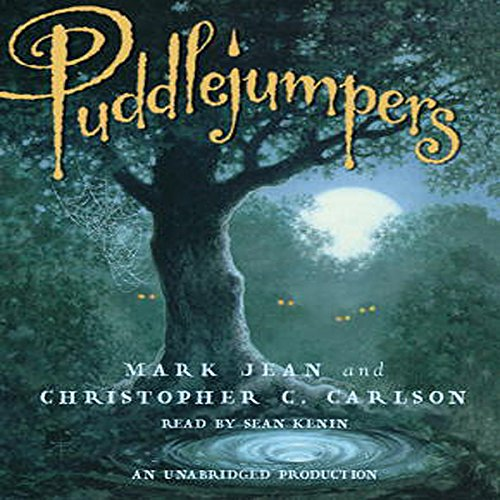 Puddlejumpers audiobook cover art