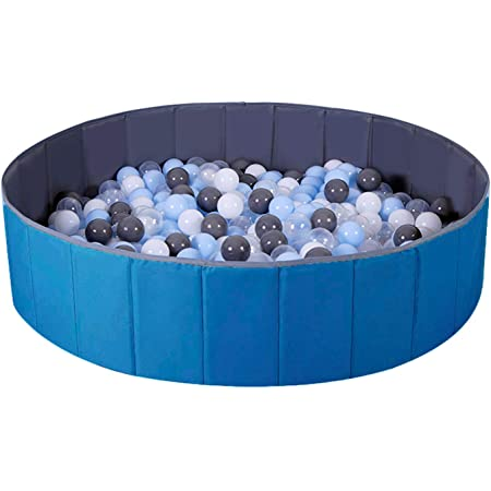 Playpen Playtent with Color Purple White /¡/ Baby Fance GOGOSO Plastic Play Pit Balls for Kid Ball Pit Play Yard