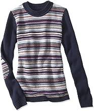 Orvis Women's Fair Isle Crewneck Sweater