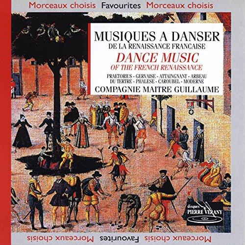 Tanzmusik der französischen Renaissance