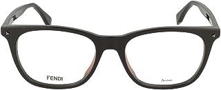 FENDI - FF M0004 807 53 Gafas de sol, Negro (Black), Hombre