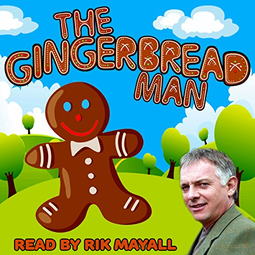 The Gingerbread Man cover art